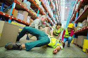 Worker's compensation state law suffers setback