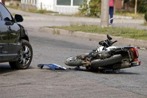 Motorcycle accidents decrease but still account for more fatalities than cars