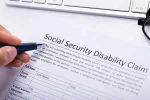 What is required to receive Social Security Disability Benefits?