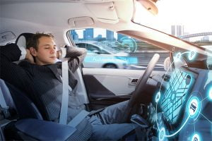 Read more about the article Operator of self-driving uber car charged with negligent homicide